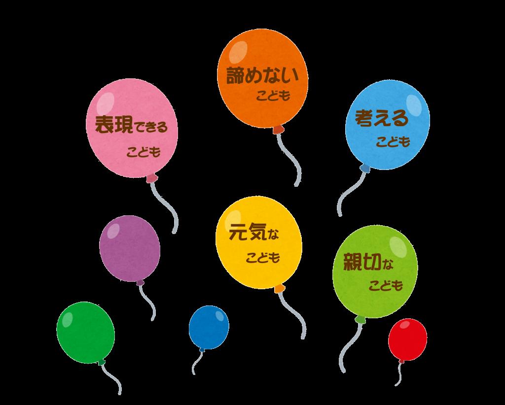 GJRアカデミー5つの目標